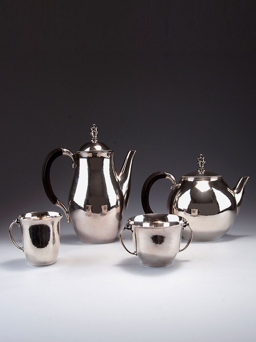 Jensen coffee and teaset